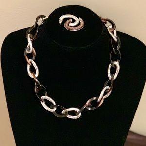 Brighton Necklace & Earring Set